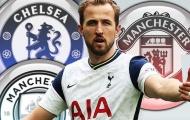 Xác nhận: Man City chính thức hỏi mua Kane với mức giá cực khủng