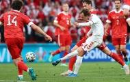 'Khoảnh khắc Eriksen gục ngã đã thay đổi mọi thứ với Đan Mạch'