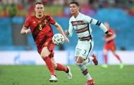 Xác định 2 cặp đấu tứ kết đầu tiên ở EURO 2020