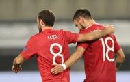 Mata đáp trả khi Fernandes đòi áo số 8 ở M.U