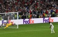 3 cầu thủ Anh vào sân thay người đều đá hỏng penalty