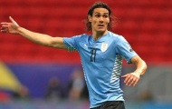 Rõ khả năng Cavani nhường áo số 7 cho Sancho tại M.U