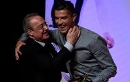 Scandal ở Real: Chủ tịch Perez chửi Mourinho, thóa mạ Ronaldo là kẻ bệnh hoạn