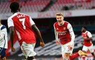 Xác nhận khả năng Odegaard muốn trở lại Arsenal