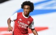 Cập nhật vụ Willian rời Arsenal tới bến đỗ mới