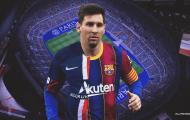 CHÍNH THỨC! Chưa kịp ra mắt PSG, Messi nhận cú sốc từ UEFA