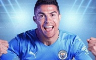 Tới Man City, Ronaldo khoác áo số mấy?