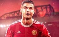 Premier League công bố số áo bất ngờ của Ronaldo ở M.U