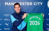 CHÍNH THỨC! Man City hoàn tất hợp đồng mới quan trọng