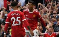 Xuất hiện 2 vết gợn ở OTF trong ngày Ronaldo tạo nên lịch sử