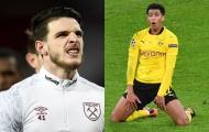 Thay vì Rice, Man Utd được khuyên chiêu mộ đồng đội cũ Sancho