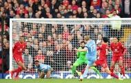 Sau trận Liverpool 2-2 Man City, ứng cử viên vô địch lộ diện