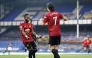 Man Utd mất Fred và Cavani ở trận chiến Leicester City