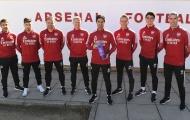CHÍNH THỨC! Arsenal lột xác, Arteta hay nhất Premier League tháng 9
