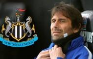 HLV Conte ra điều kiện quan trọng dẫn dắt Newcastle Utd