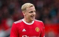Sự thật ngã ngửa về Van de Beek ở Man Utd?