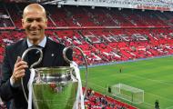 Xác nhận! Zidane đã có câu trả lời cho Man Utd 3 năm trước