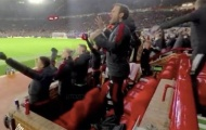 Van de Beek lộ hình ảnh gây bất ngờ khi M.U thắng Atalanta