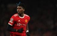 Thông qua Ronaldo, Pogba coi như ấn định tương lai ở Man Utd?