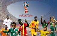 FIFA trả trước tiền thưởng cho 5 đội bóng Châu Phi