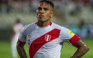 Đội trưởng Peru phải ngồi nhà vì doping