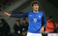 'Cánh chim lạ'  ở đội tuyển Pháp