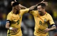 Đội tuyển Brazil: Chọn Willian hay Coutinho?