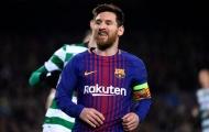 Barca tạo thành tích chưa xuất hiện trong thế kỷ 21