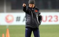 Vì sao HLV Park Hang-seo không 'mổ băng' trước trận gặp Syria?