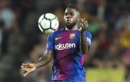 Barcelona và bài toán 'tiền bạc' ở hàng phòng ngự