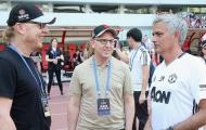 SỐC: Mourinho sẽ bị nhà Glazer SA THẢI nếu không làm được điều này