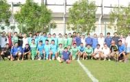 Nhà vô địch AFF Cup 2008 thi đấu gây quỹ từ thiện
