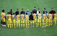 U23 Việt Nam nhận hung tin trước thềm vòng loại U23 châu Á 2020