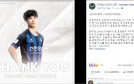 Chia tay Công Phượng, Incheon United gửi gắm những lời 'mật ngọt'