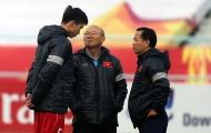 HLV Park Hang-seo lên tiếng về việc Văn Hậu sang Hà Lan ký hợp đồng