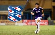 Báo Hà Lan tiết lộ số trận ra sân tối thiểu của Văn Hậu tại SC Heerenveen