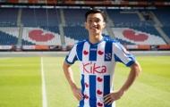 Đoàn Văn Hậu mong ước 1 điều trong ngày ra mắt SC Heerenveen