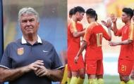 Thua U22 Việt Nam, Hiddink còn nhiều việc phải làm với U22 Trung Quốc