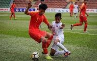 U22 Trung Quốc thiệt quân, mất chân sút số 1 trong trận gặp U22 Việt Nam