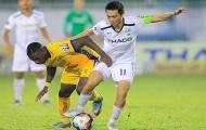 HAGL mất nhạc trưởng Tuấn Anh cho chuyến làm khách gặp Sài Gòn FC