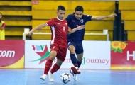 Lực bất tòng tâm, Việt Nam gục ngã trước Thái Lan tại Bán kết Futsal ĐNA
