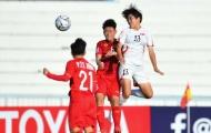 Vừa thắng Thái Lan, Việt Nam bất ngờ nhận trái đắng trước Triều Tiên