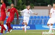 Nhấn chìm Indonesia, ĐT Việt Nam ghi tên vào vòng Bán kết SEA Games 30