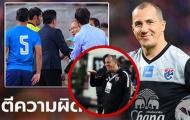 Trợ lý Thái Lan khiêu khích thầy Park bất ngờ mất việc