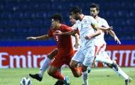 Chia điểm với Jordan, U23 Việt Nam vẫn chưa thể rửa mối hận ở Qatar