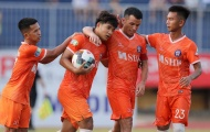 Cựu sao U23 Việt Nam nổ súng, Đà Nẵng nhấn chìm Quảng Nam với cách biệt 5 bàn