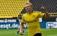 Tiết lộ chấn động liên quan đến hợp đồng của Haaland với Dortmund
