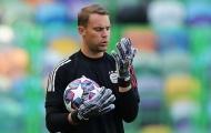 Flick: 'Bayern Munich đang sở hữu thủ môn hàng đầu thế giới'