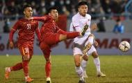 Hai lần dẫn điểm, U22 Việt Nam vẫn thất thủ trước các đàn anh ĐTQG