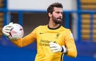Đội hình Liverpool đấu Brighton: 'Thần gió' vắng mặt, sơ đồ lạ lẫm?